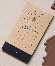 Čokoláda LYRA - Just gianduja 30%
