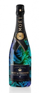 Moët & Chandon - Nectar Urban Jungle Bottle
